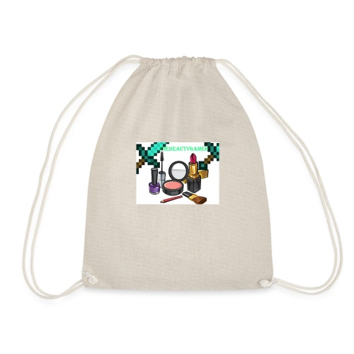 TheBeautyGamer 101 Merch - Drawstring Bag