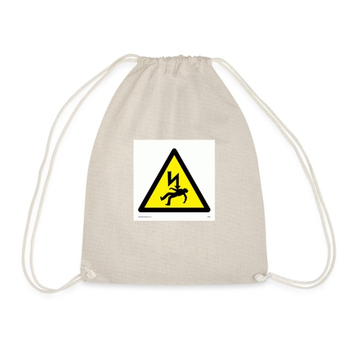old drasticg logo - Drawstring Bag