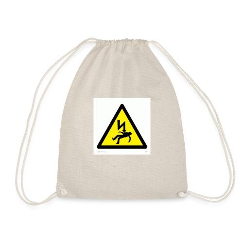 old drasticg logo - Drawstring Bag