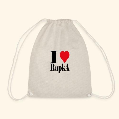 I love rapka - Sac de sport léger