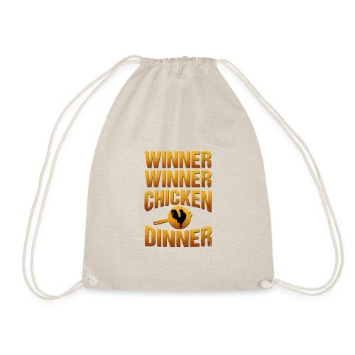 Winner Winner Chickendinner - Turnbeutel