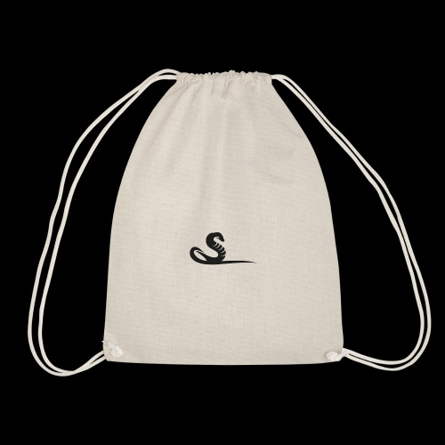 Solid Ornac - Drawstring Bag