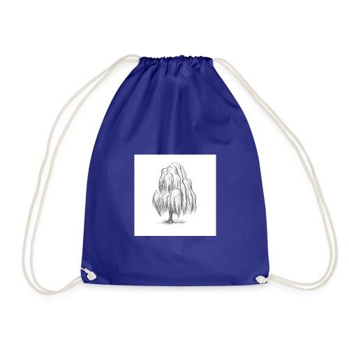 Willow Sketch - Drawstring Bag
