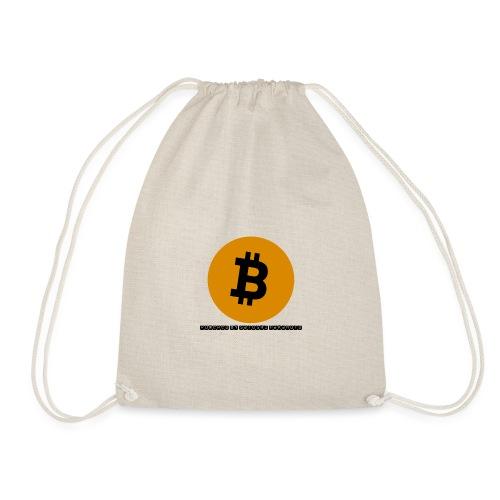 Bitcoin powered by Satoshi Nakamoto - Turnbeutel