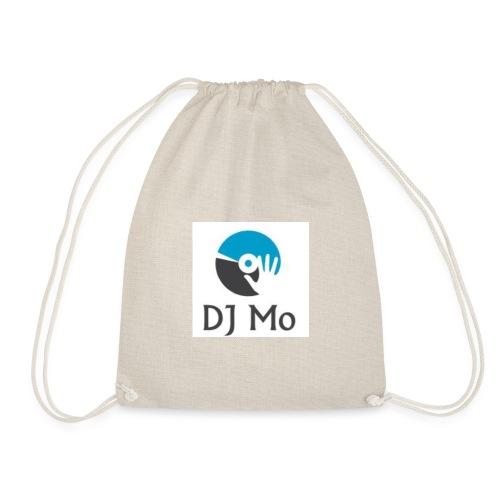 DJMo Logo 02 - Turnbeutel