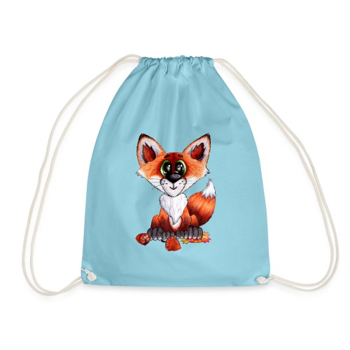 llwynogyn - a little red fox - Jumppakassi