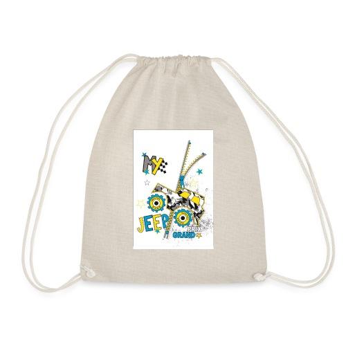 fashioned one - Drawstring Bag