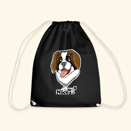 Nice Dogs san bernardo - Sacca sportiva