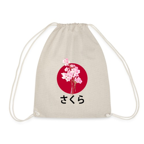 Sakura - Flower - Japan - Sac de sport léger