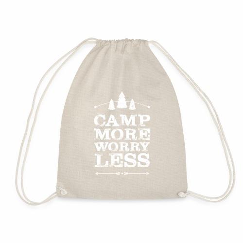 Camp more weiss - Turnbeutel