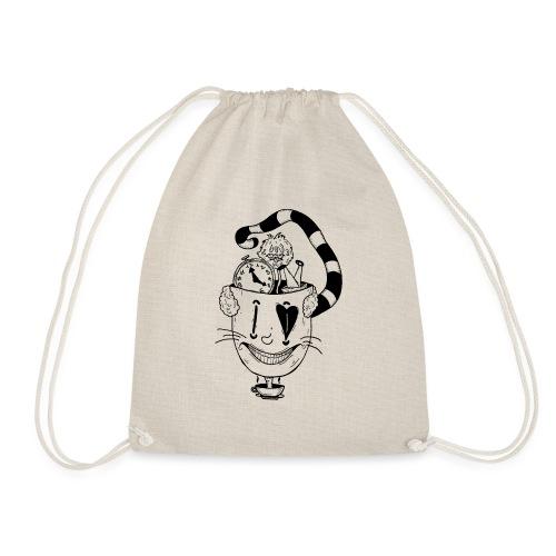 Alice in Wonderland - Drawstring Bag