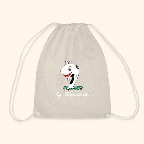 Whale - Drawstring Bag