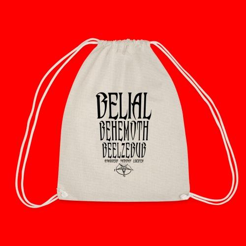 PURE EVIL - Drawstring Bag