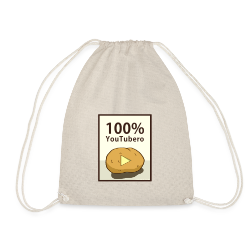 100-_youtubero - Sacca sportiva
