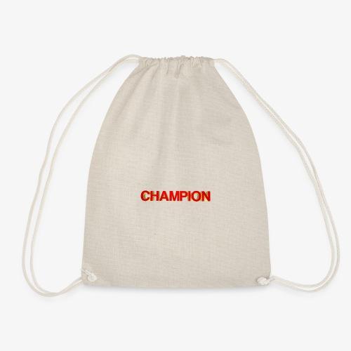 CHAMPION - Drawstring Bag