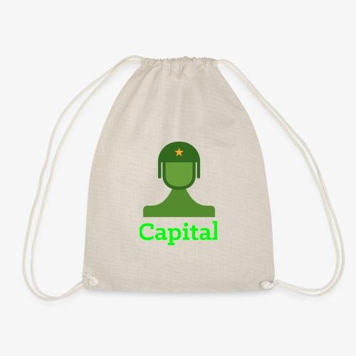 Capital - Turnbeutel