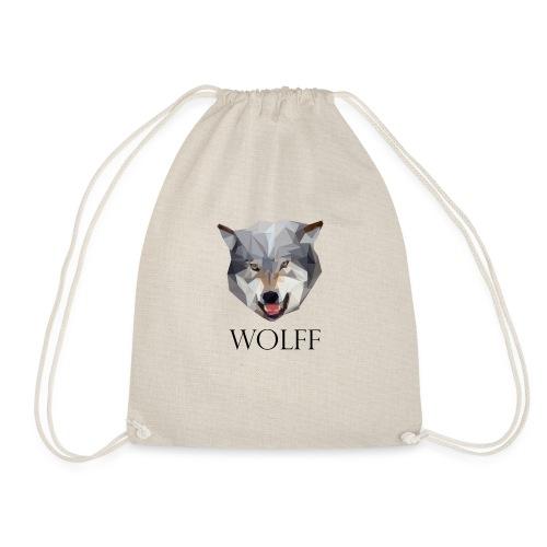 Wolff tshirt Ladies - Gymtas