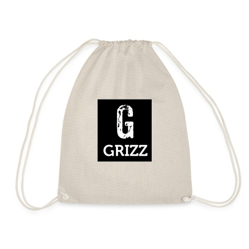 Grizz Shop - Turnbeutel