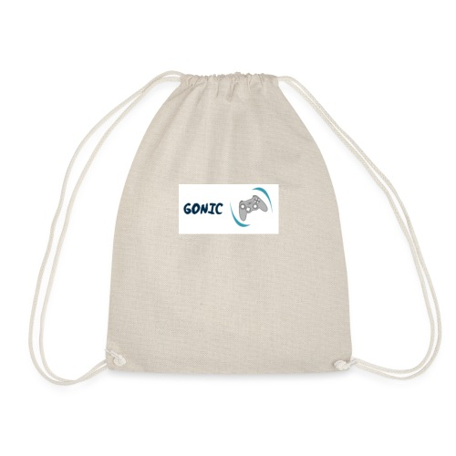 Gonic logo | Flippin' controller - Gymnastikpåse