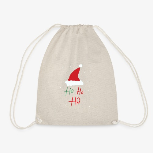 hohoho - Drawstring Bag