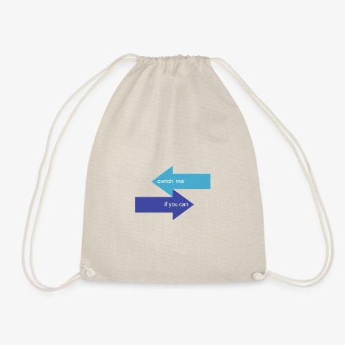 Cwtch Me - Drawstring Bag