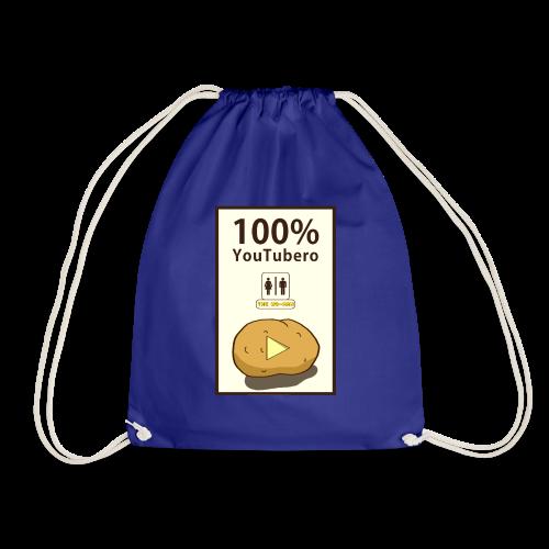 100% YouTubero WC-Man - Sacca sportiva