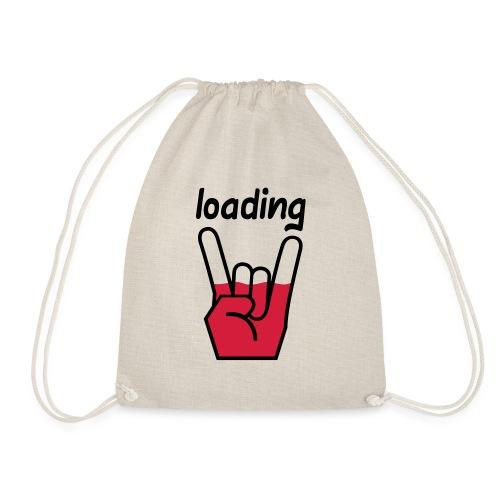 Rockdevil is Loading - Turnbeutel