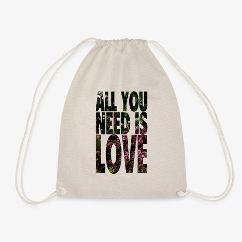 All You need is love - Worek gimnastyczny