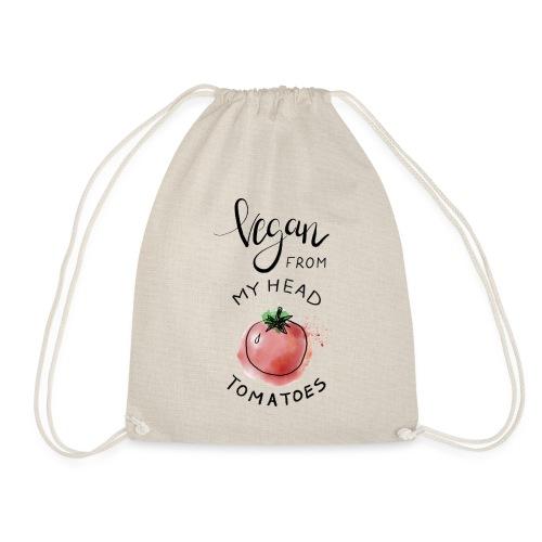 Vegan from my head Tomatoes - Turnbeutel