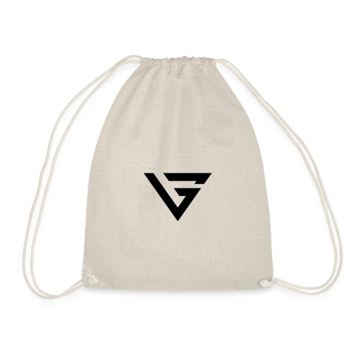 Vista Gaming Logo - Drawstring Bag