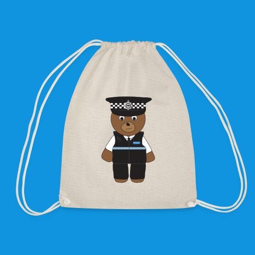 PC Bear - Drawstring Bag