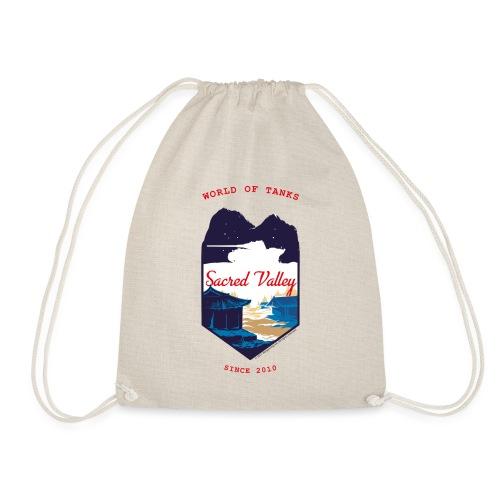 World of Tanks Sacred Valley - Drawstring Bag