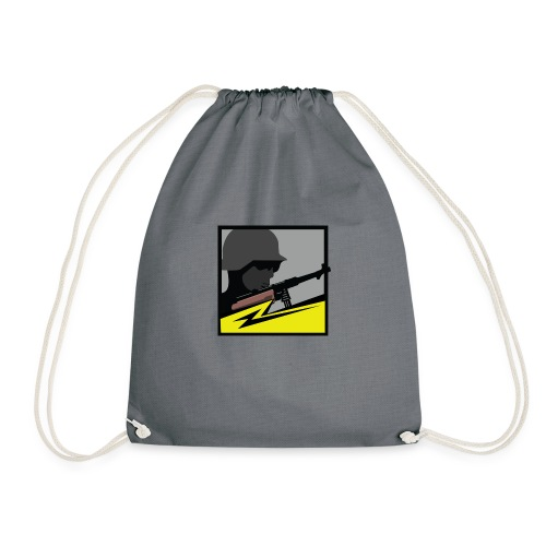 Mp40 german soldier gun maschinenpistole 40 - Drawstring Bag