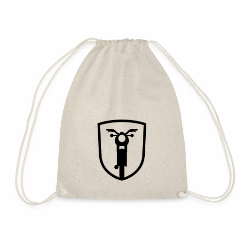 Moped S50 S51 Coat of Arms - Drawstring Bag
