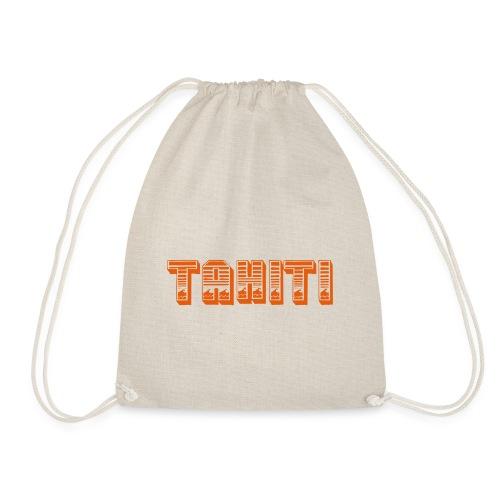 Tahiti - Turnbeutel