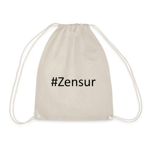 # Zensur - Turnbeutel
