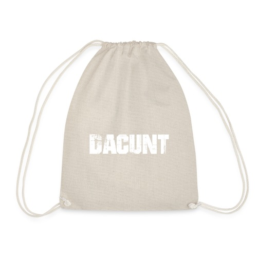 dacunt - Drawstring Bag
