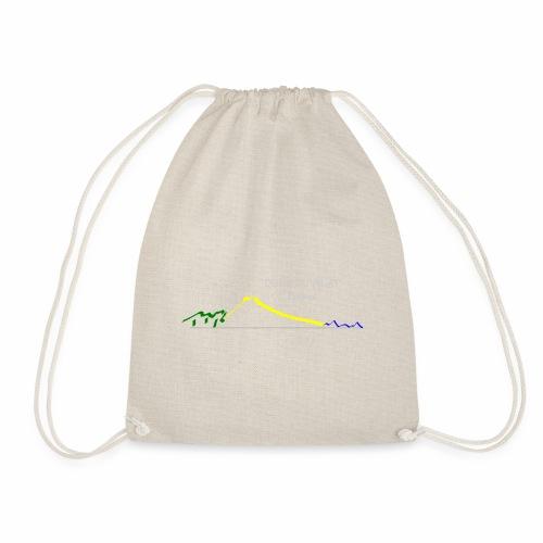 DUNE OF THE PILAT DRAWING - Drawstring Bag