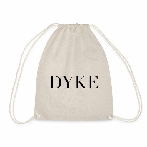 dyke - Turnbeutel