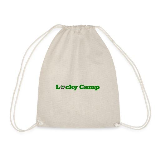 Glücksbringer Camp - Turnbeutel