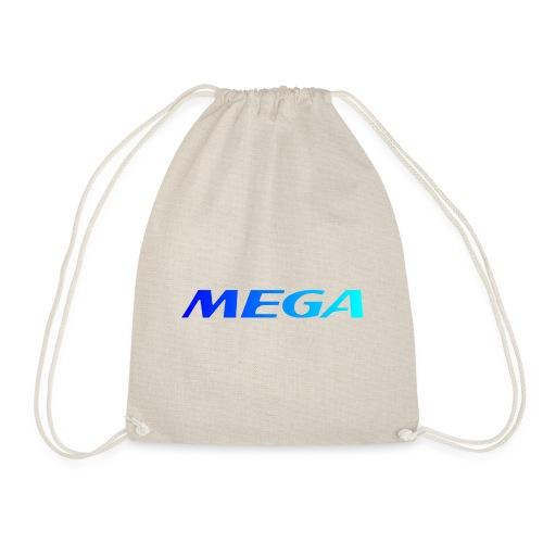 Mega blue - Sac de sport léger