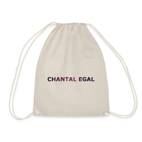 ChantalSunset - Drawstring Bag