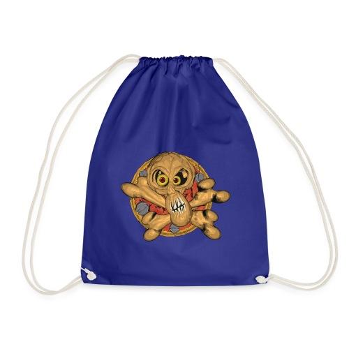 The skull - Drawstring Bag