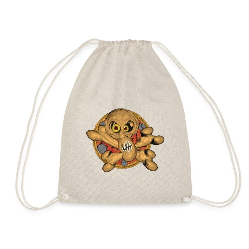 The skull - Drawstring Bag