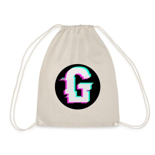 Glitch Logo - Gymtas