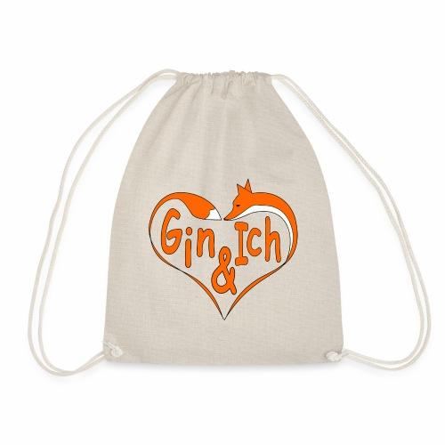 Fuchs Herz - Fuchs-Spirituosen - Turnbeutel