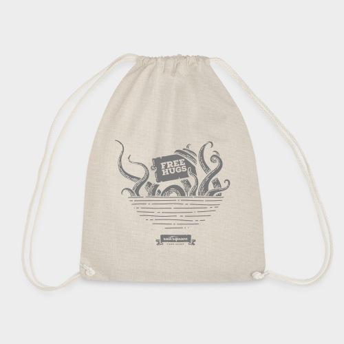 Free-Hugs - Drawstring Bag