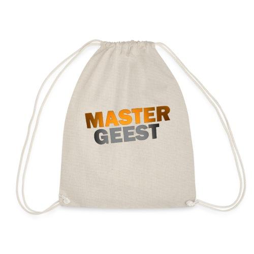 Mastergeest T-Shirt met lange mouwen - Gymtas