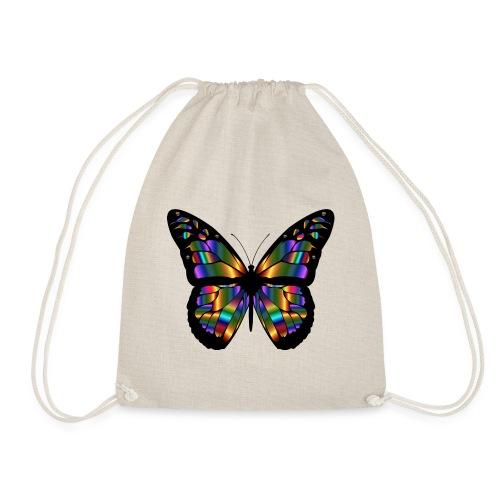 papillon design - Sac de sport léger