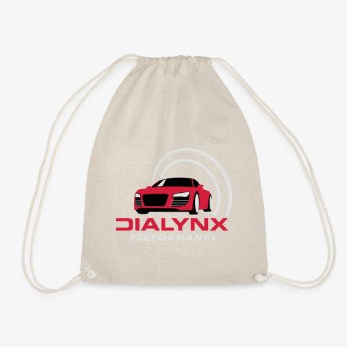 Dialynx Logo - Drawstring Bag